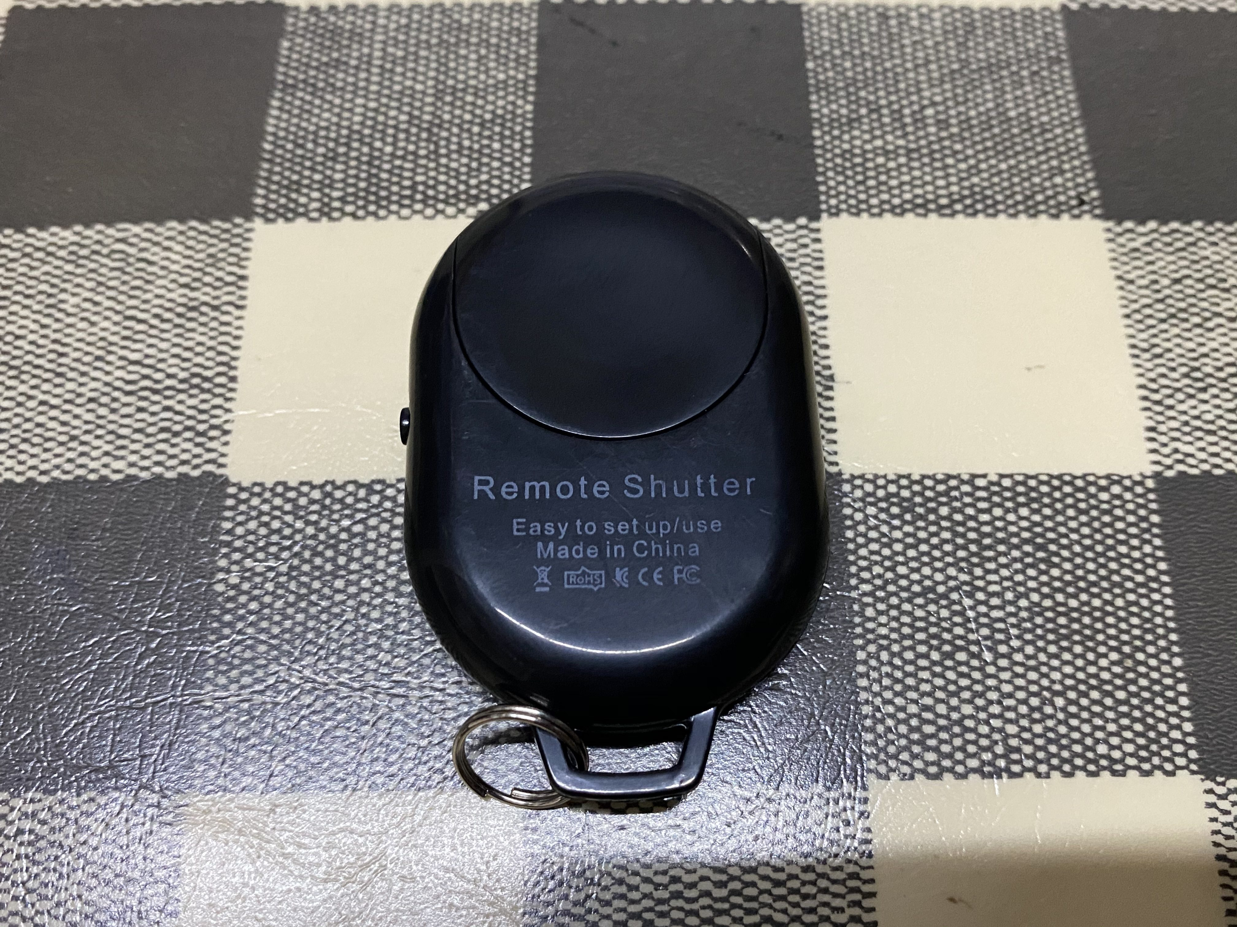スマートフォン用リモコンシャッター